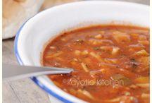 Soup for my tummy :-) / by Teresa Bauman