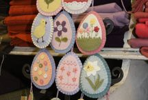 Easter Felt, Easter Crafts & Treats / by Mardelle Eddy