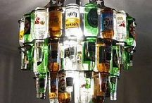 Bottles - Glass - Jars / by Brianna Lawrence