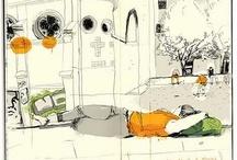 Artful Sketchbook / by Sharla Hicks