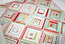 Quilting Inspirations! / by Becky Parzybok