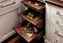 Kitchen organization / by Debbie Bean Presley