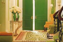 Inviting entryways  / Make a grand entrance / by Lisa Milam