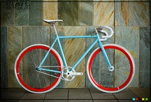 two wheels / by Courtney Johnston