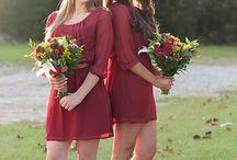 Joslynn's Getting Married / Beautiful Wedding Ideas / by Hellbilly Mama