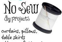 No Sew  / by Aquemini