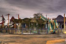 Abandoned Places / by Elizabeth Munday