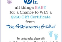The Stationery Studio Baby Contest / by Angelique Kaufman