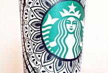 White Cup Contest / A pinned Submission on the Sponsor's Pinterest board and/or using the designated hashtag, is not an endorsement of Sponsor or any Sponsor related product. Any Submissions posted on Twitter or Instagram using #WhiteCupContest are for the purpose of entering this Contest only. Official rules at http://sbux.co/1hmvyW1. / by Starbucks Loves