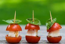 Tasty Hors d'oeuvres / by Gems Ouziad