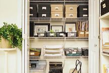 Organized HOME / by Megan Greenwood Manley