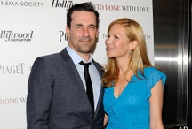 Green Eggs and JON HAMM / by Tracey New