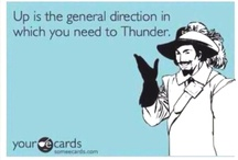 Thunder Up / by Kim Fowler