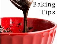 Baking Tips and Tricks / by CakeJournal
