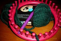 DIY - Yarn/Twine, Etc. Crafts;; / by Lora Lacey