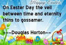 About Easter Quotes / Easter quotes at http://linkshrink.com/a5q Happy Easter / by YourMotivationPage.com