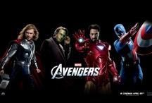The Avengers / by Jordan Lodge-Bos