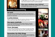 Home Improvement Infographics / Quick Solutions for Everyone! / by Champion Window