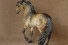 Horses - artist resins / by Lasair Johnson