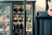 Closet & Storage inspiration / by Jeanine Esberg