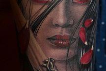 Inked / by Salote Teaupa