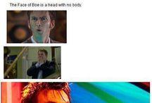 Doctor who / by Briella Noel