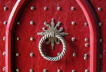 Doors~Portals~Hardware / by Emily Morton