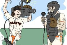 SFGiants / by Dominic Ross