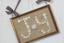 Craft Ideas / by Peggy Gibson