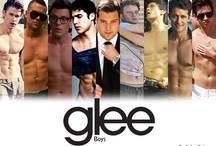 GLEE - Don't hate on me cuz I'm a fanboy / by Barry Junior