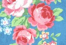 Fabric in my Stash / by Sarah Fielke
