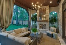 Outdoor Spaces & Pools / pools, patios, decks, outdoor rooms, outdoor kitchens, outdoor living rooms, home decor, interior design, design, styling, remodeling, renovation, DIY / by Jennifer Tippett Photography