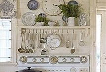Old Country kitchens / by Nancy Bradford