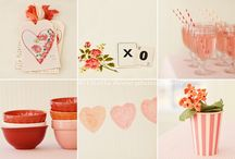 VDay / evidently there are one million cute valentines day ideas on pinterest because I keep pinning hearts hearts and garlands of hearts, cards and candies and clever sayings, treats and kisses and date night ideas / by Jennifer Fawbush