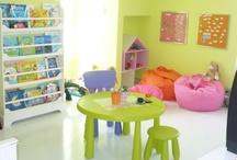 Kid's Room / by little island studios
