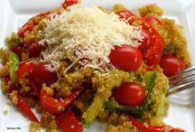 Recipes - Veggies & Sides / by Melissa Gifford