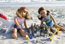AG Dolls on Vacation / by Audrey Overbaugh