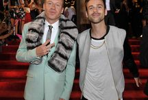 Macklemore and Ryan Lewis / by Sophia Ammons