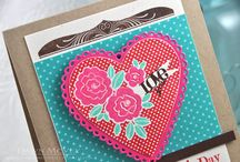 cards love / by Lori Robinson
