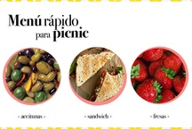 Picnic recipes / by Ana Belén Glez