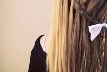 hair :) / by Natalie Okleshen