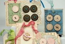 buttons / by Vickie Hewett