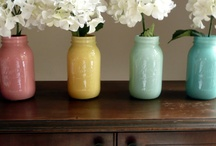 Spring decor / by Marsha Patterson