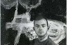 CY TWOMBLY 45 . art / abstract paintings by cy twombly / by BRIAN . ELSTON ART + DESIGN