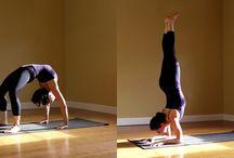 Yoga / by Stephanie Devereaux
