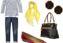 Outfit ideas / by Lisa    Happy By