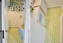 Bathroom Ideas / by Alisa Petersen
