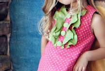 Kid Clothes / by Amanda Howell Pounders