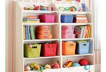 Playroom ideas / by Lisa Bowles