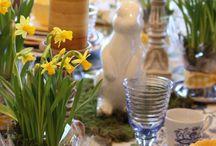 table desorations / by Deb Lauer